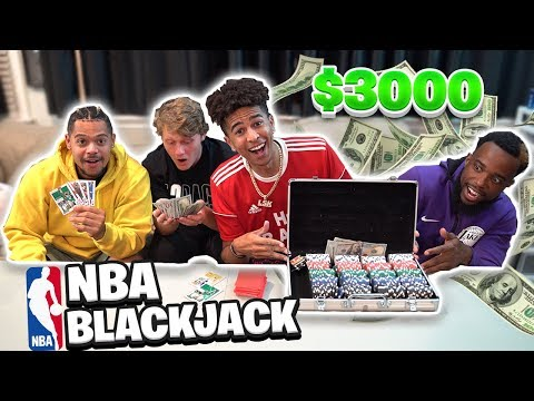 2Hype NBA Blackjack - First to DOUBLE Their Money Wins $3000