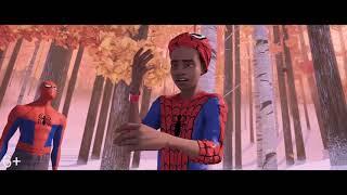Человек-Паук: Через вселенные Скачать HD Качество