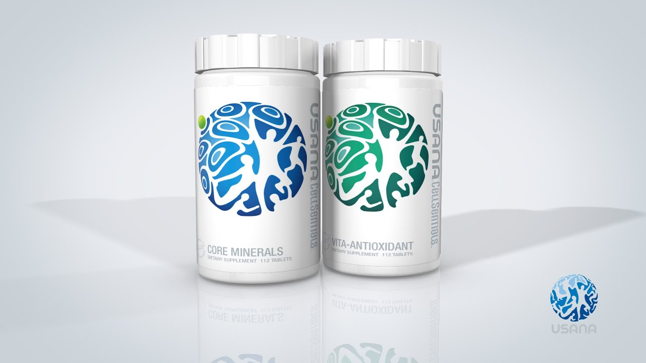 videos de vitaminas y minerales