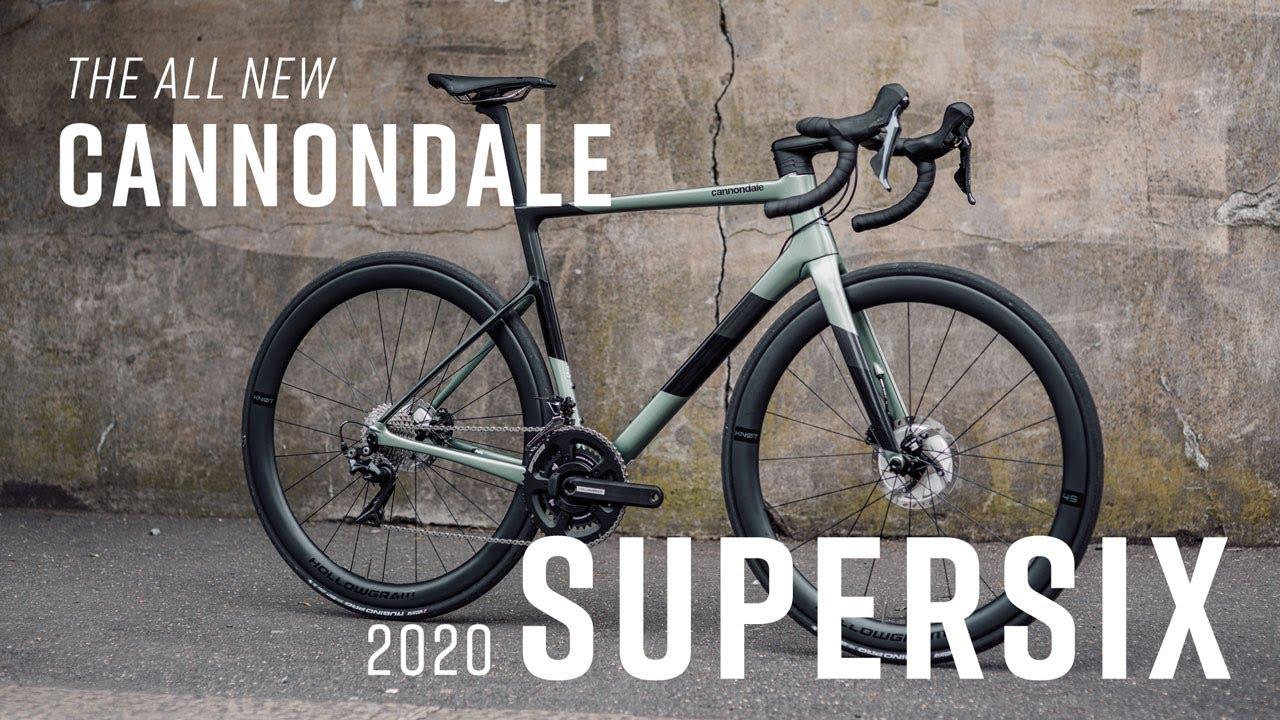 Best Cycling Camera 2020 Cannondale SuperSix EVO Road Bike 2020 First Look | Sigma Sports