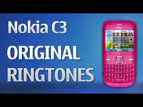 Nokia C3 Ringtones (ORIGINAL)