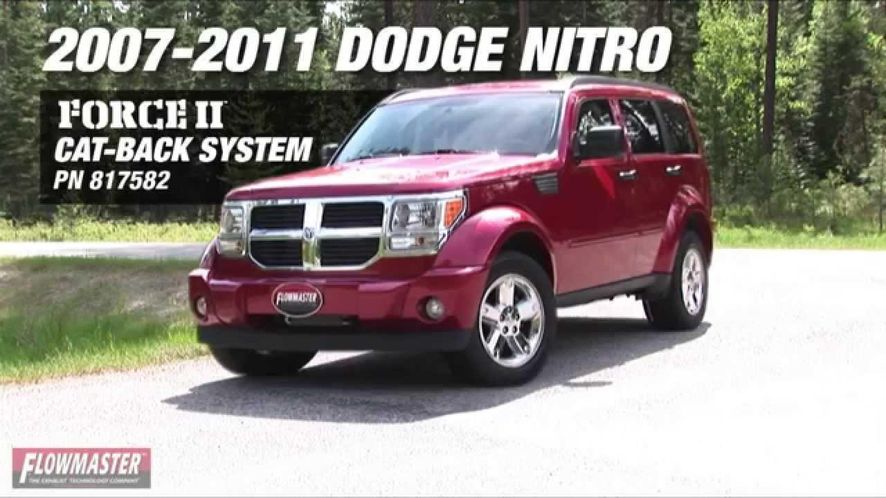 Fits Dodge Nitro 2007-2011 4.0L K/&N 57 Series Performance Cold Air Intake