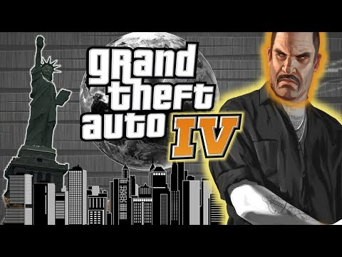 ДИКИЙ НИКО, ДИКИЙ ГОРОД [#gta4 season 1 episode 3]
