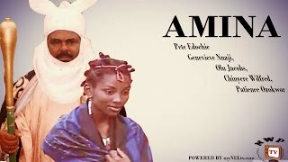 AMINA PT 1 -   Nigerian Nollywood movie