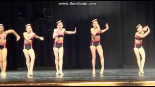 yum yum full dance- dance moms