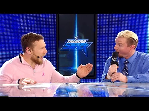 AJ Styles must defend his WWE World Title against James Ellsworth: WWE Talking Smack, Oct. 11, 2016