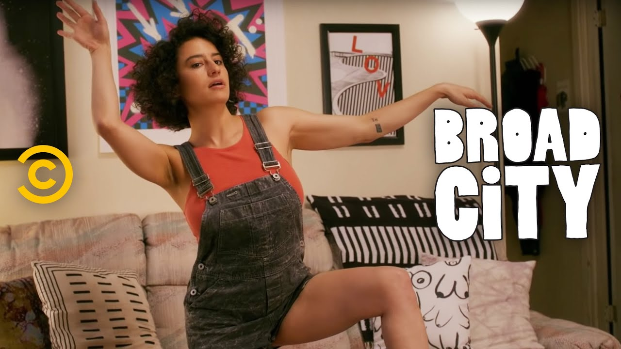 Portrait of a Lady - Extended - Hack Into Broad City