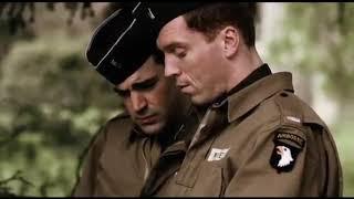 Военный трибунал... отрывок из сериала (Братья по Оружию/Band of Brothers) 2001