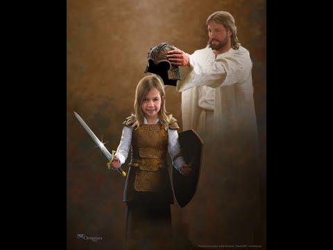 Ephesians 6 Prayer For The Armour Of God / Timothy J Douglass Sr