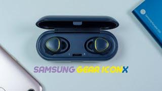 Samsung Gear IconX مراجعة سماعات