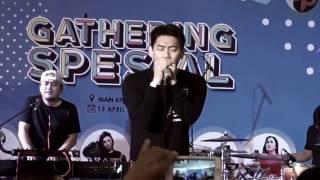 Seventeen - Mimpi Besar on Gathering Spesial GP Records 2017 at Bassura Mall Jakarta Timur