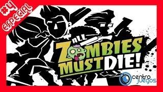 Especial// All Zombies Must Die PC HD Español Parte 1/3