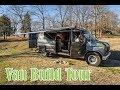 2018 Van Tour - Update On My Camper Van Build