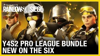 Rainbow Six Siege: Y4S2 Pro League Bundle - New on the Six | Ubisoft [NA]