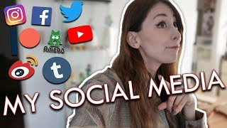 My social media - IT'S A TOTAL MESS, I KNOW (Eng subs) | #YurikoTiger