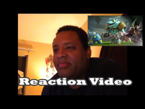 Midekai reacts to Skylanders: Trap Team The Discovery Trailer