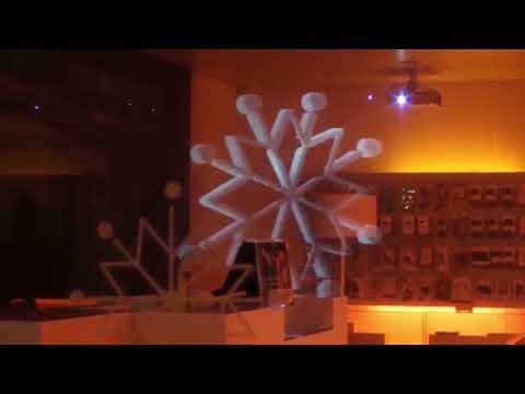 3D Arts ‖ Magistratus Media - VIPnet, Holographic Projection