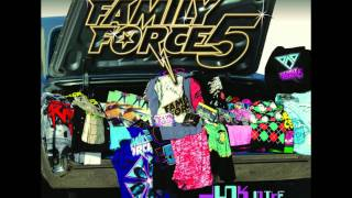 Family Force 5 - Color Of Water
