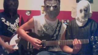 Godsmack Voodoo Guitar Cover
