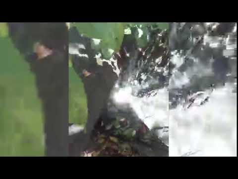 Порыв канализации в Торецке