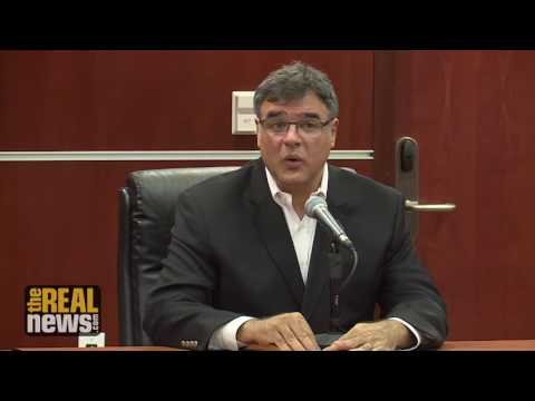 The People's Tribunal on the Iraq War, Day One: John Kiriakou