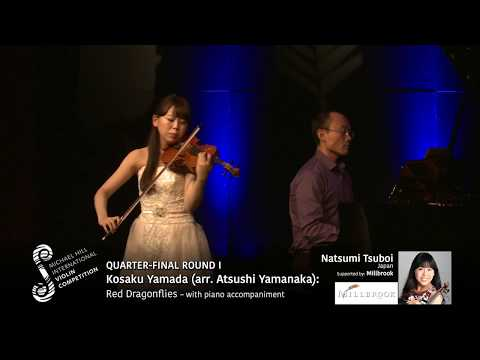 2017 Round #1 Competitor #7 N Tsuboi | Kosaku Yamada (arr Atsushi Yamanaka): Red Dragonflies