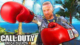 Black Ops 3 Funny Moments! - (Crazy Boxing Match, Glitches, Trolling Everyone)