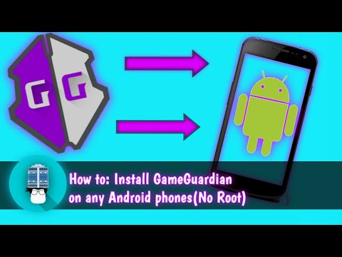 How To: Download GameGuardian On Any Android Phones(No Root)!!! Tutorial!!! Very Simple And Easy!