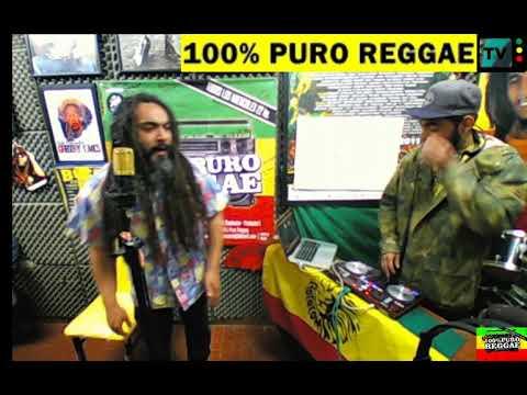 FAMILIA REGGAE (FULL SHOW) - EN VIVO EN 100% PURO REGGAE (Argentina)