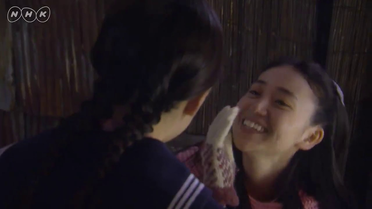 激裏TV・朝ドラ「スカーレット」戸田恵梨香と大島優子、15歳JC姿