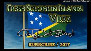 G-Rappah Ft Plus Six77 - Here For A Reason (Solomon Islands Music 2017)