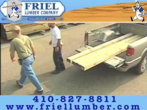 Friel Lumber Co Queenstown Md