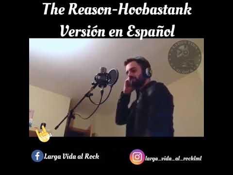 Hoobastank - The reason (Jose Cañal) Cover en Español