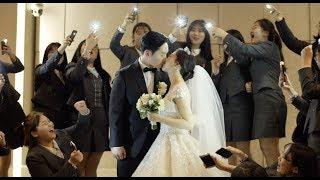 원주아모르컨벤션 결혼식다큐영상 본식dvd 웨딩dvd 결…