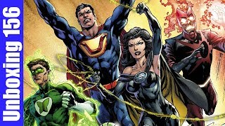 Justice League #24, Velvet #1, Pretty Deadly #1, Beware the Batman #1, more! Unboxing Wednesdays 156