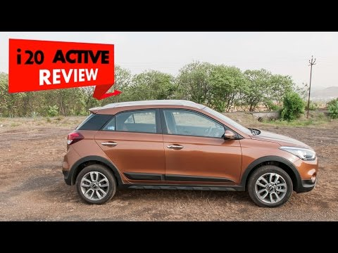 Hyundai i20 Active Review   PowerDrift