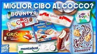 Qual è il miglior CIBO al COCCO? - Taste Test