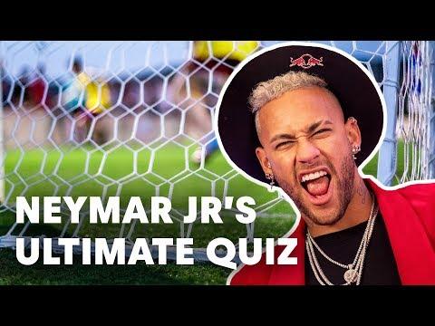 Mexico VS Brazil in Neymar Jr's Ultimate Quiz | Neymar Jr's Five