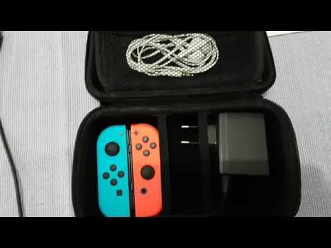 Funda Rigida Subsonic para Nintendo Switch