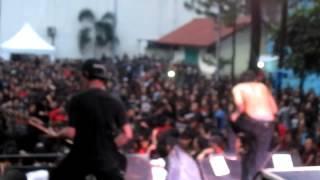 PUKAT HARIMAU - Blitzkrieg Bop (Ramones Cover) Live At Jakarta Grindcore Festival 2014