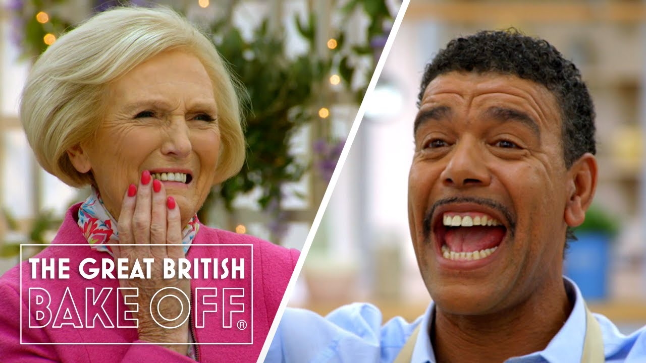UNBELIEVABLE JEFF! Chris Kamara does Bake Off! | The Great Sport Relief Bake Off