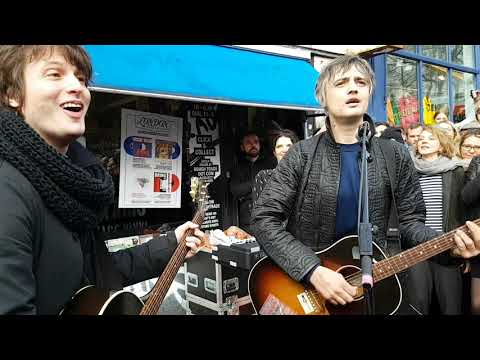 Peter Doherty - Record Store Day - Rough Trade West - 13 April 2019