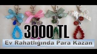 Evde Anahtarlık Yaparak 3000 TL Kazanmak