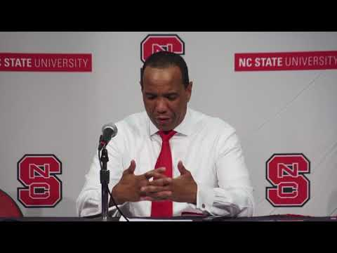 Men's Basketball: Press Conference Post VMI Game