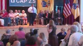 Chris Christie tells teacher she doesn