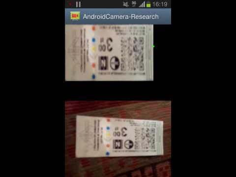 AndroidCamera-Research - live action x4