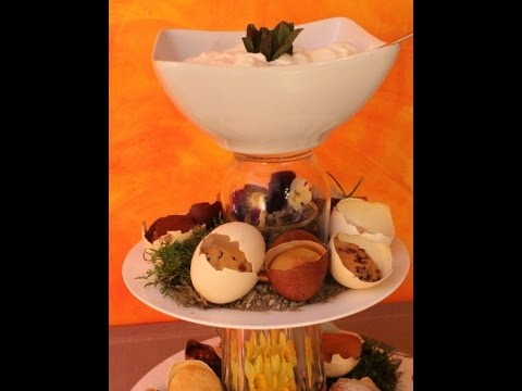 Muffins In Eierschale Backen Youtube