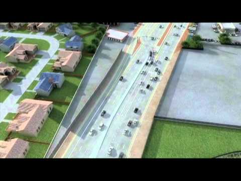 Anderson Township:  Beechmont Ave & Five Mile Road Continuous Flow Intersection Informational Video