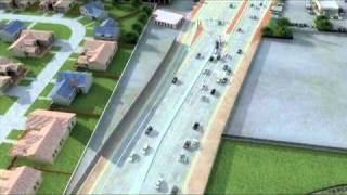 anderson township beechmont ave five mile road continuous flow intersection informational video
