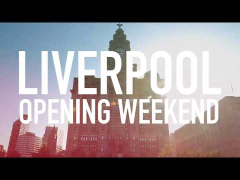 Liverpool Opening Weekend Celebration